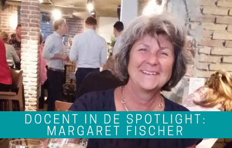 Docent in de spotlight: Margaret Fischer